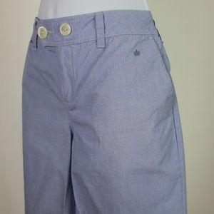 Pants - Made For You bermuda walking shorts light blue
